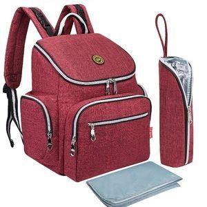 Handbags - Baby Diaper Bag Backpack